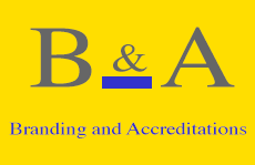 branding and accreditations