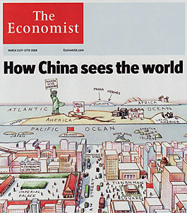 the economist_China