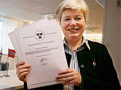 Inger Segelström